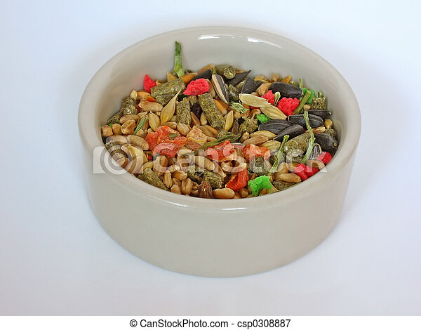 rodent food - csp0308887