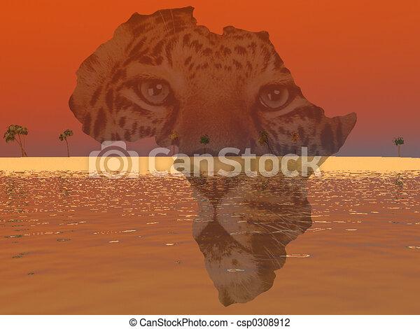 africa - csp0308912