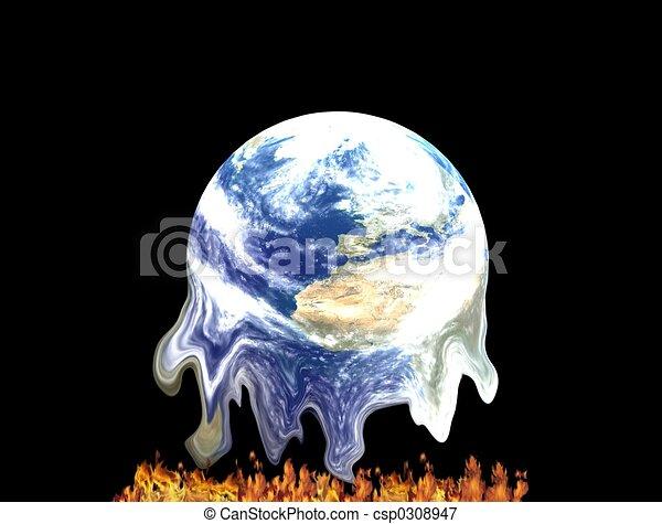 global warming - csp0308947