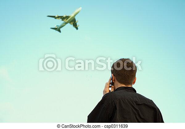 Business Travel/Comm - csp0311639