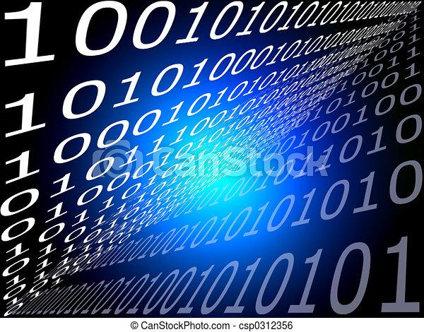 Binary board - csp0312356