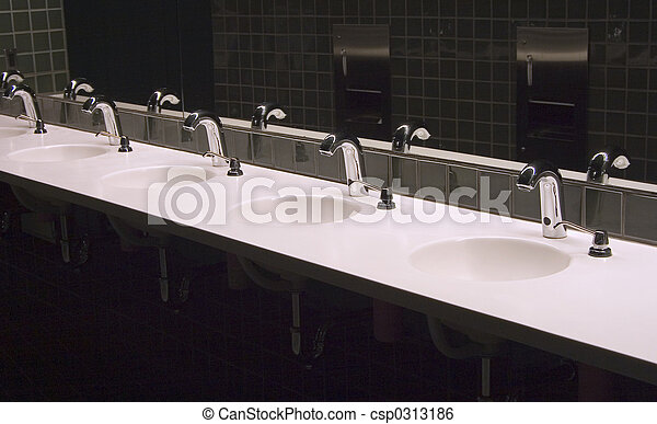 Bathroom Sinks 3 - csp0313186