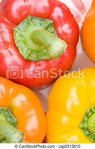 bell peppers - csp0313610