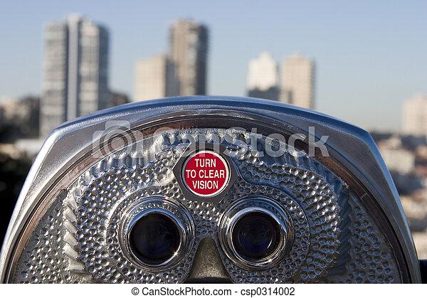 Tourist Binoculars 3 - csp0314002