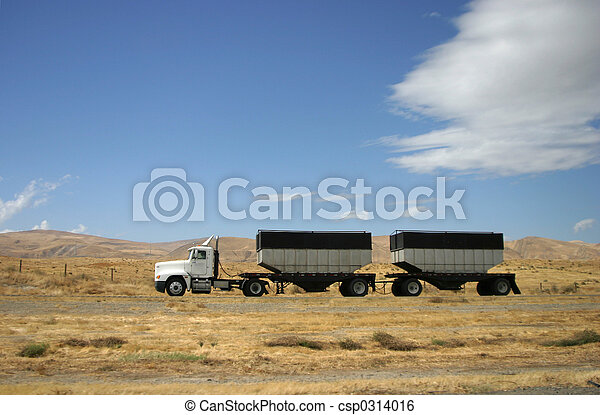Truck Transport - csp0314016