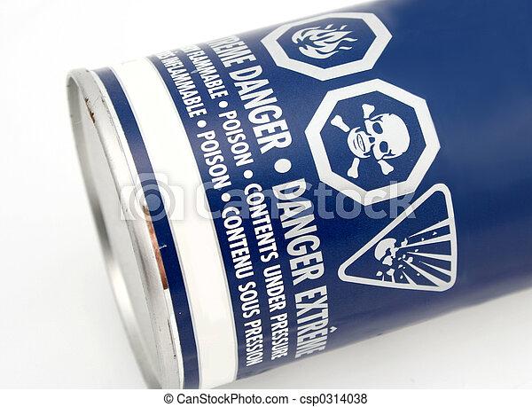 danger symbols - csp0314038
