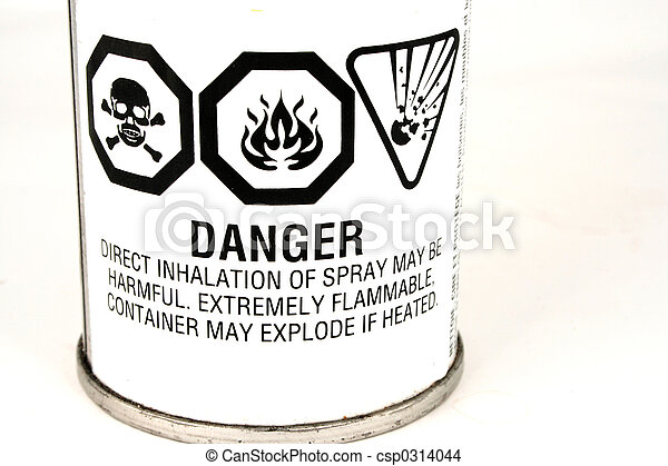 danger symbols - csp0314044