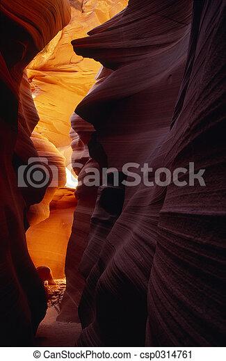 Antelope Canyon - csp0314761