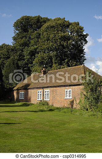 Converted barn - csp0314995
