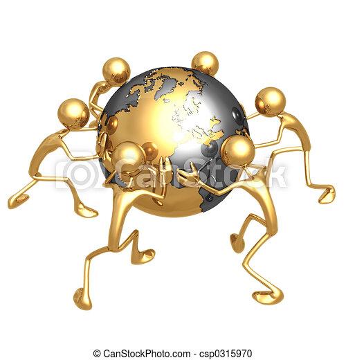 World Struggle - csp0315970