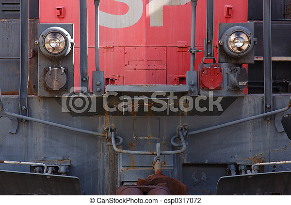 Locomotive - csp0317072