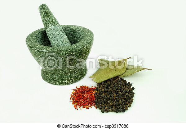 Spices - csp0317086