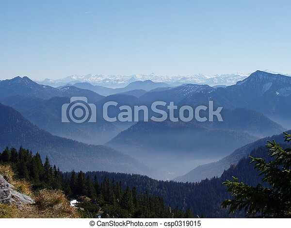 montagne - csp0319015