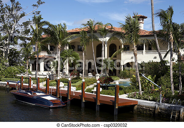 Luxury house - csp0320032