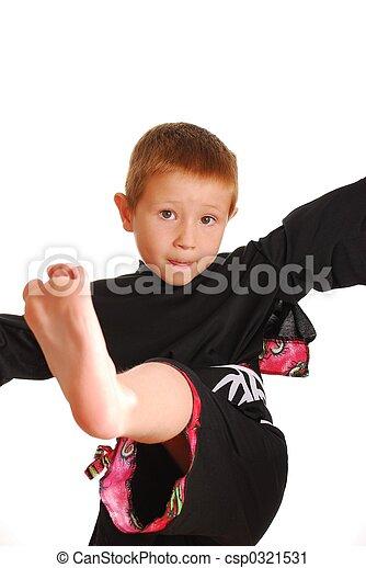 Karate Kid 26 - csp0321531