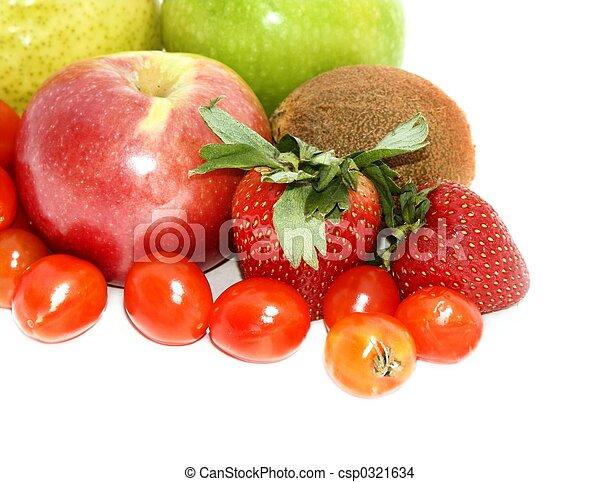 fruit and veg #4 - csp0321634