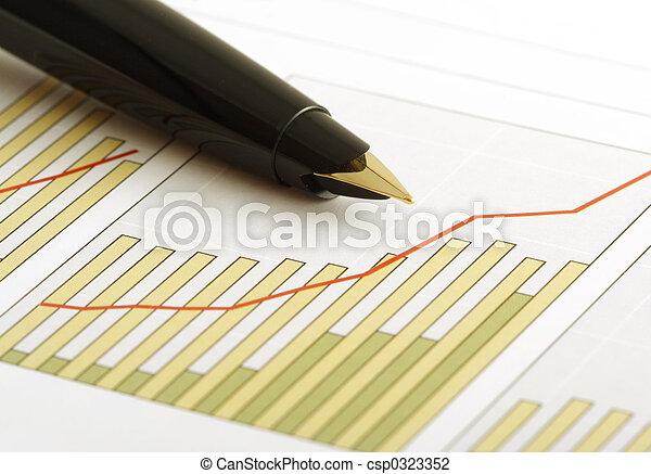 積極, 為贏得, 圖表 - csp0323352
