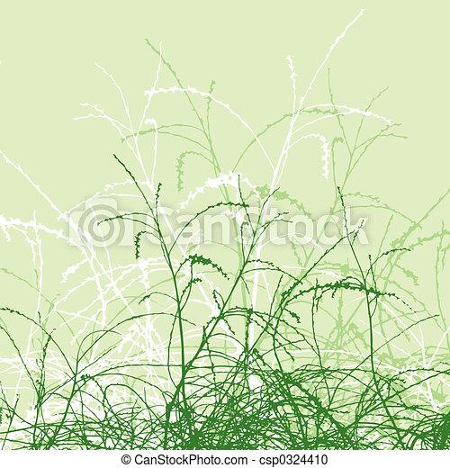 Foliage - csp0324410