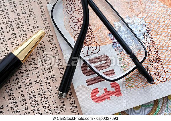 Stock Market - csp0327893