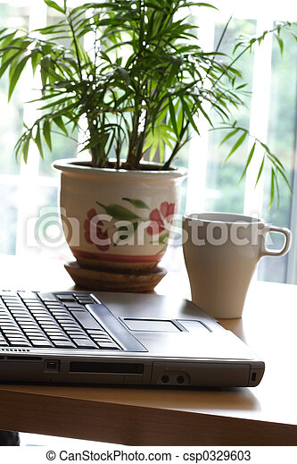 ambiente, oficina - csp0329603