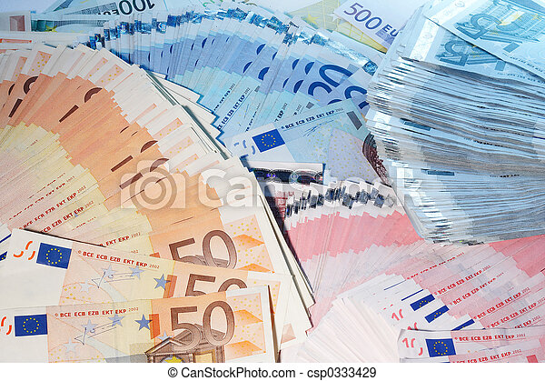 millionaire - csp0333429