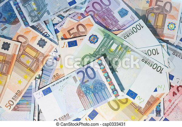 money, money, money - csp0333431