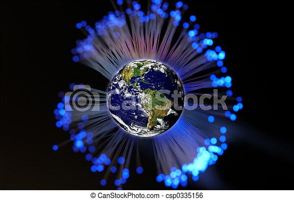 コミュニケーション, 世界的である - csp0335156