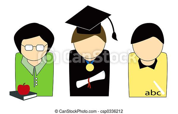 Education People - csp0336212