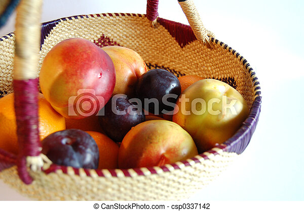 Fruity basket - csp0337142