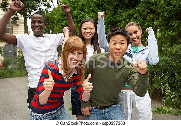 multicultural - csp0337383
