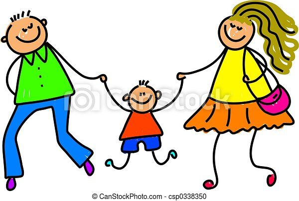 Clip Art Parent Clipart parents illustrations and stock art 36552 illustration my little tot with his toddler art
