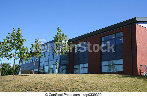 lowrise office building - csp0339320