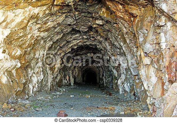 antigas, mina - csp0339328