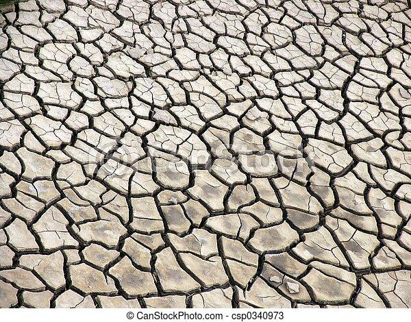 Dry mud - csp0340973