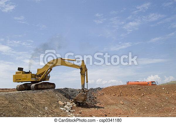 Earthmover - csp0341180