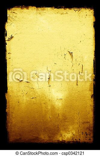 Peeling Textured Grunge Background - csp0342121