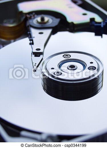 Hard Disk Drive - csp0344199