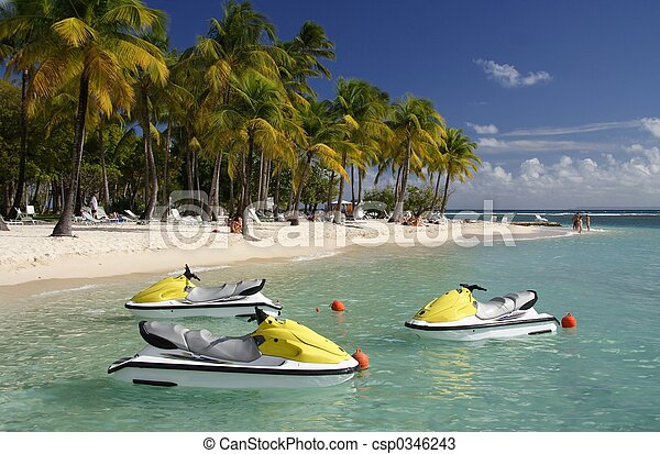 Caribbean Watersport - csp0346243
