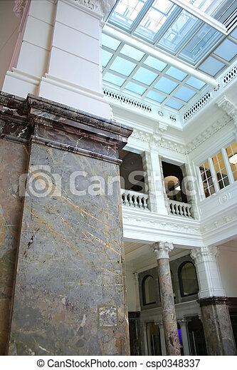 government interior - csp0348337