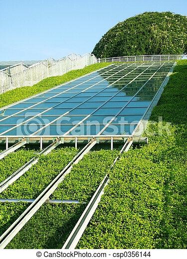 Solar Panel. - csp0356144