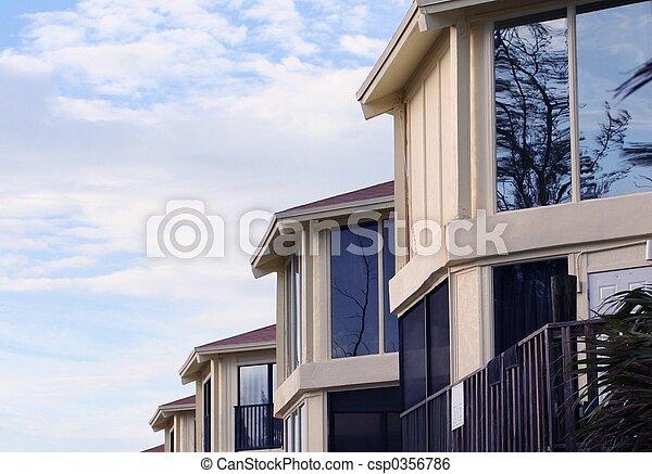 Resort Condominiums - csp0356786