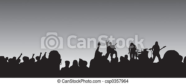 Panoramic Concert - csp0357964