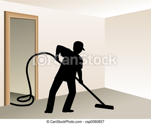 Cleaning Buziness 2 - csp0360657