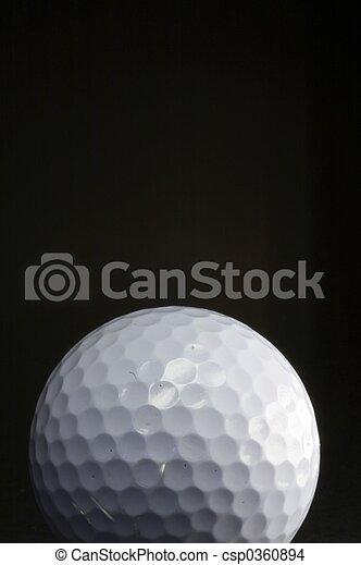 golfball 10 - csp0360894