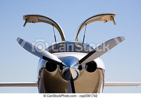 private aircraft - csp0361742