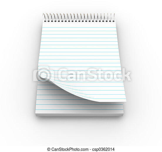Notepad - csp0362014