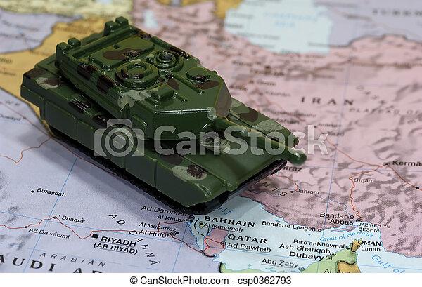 War on Terror - csp0362793