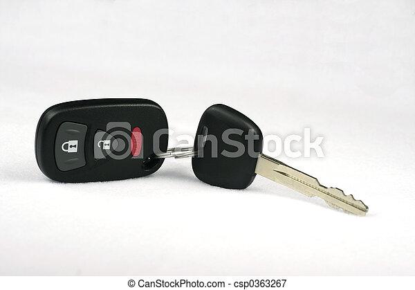 key with auto lock - csp0363267