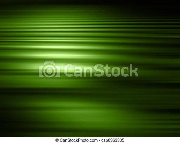 Green Blur - csp0363305