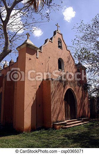 Church of Antiquity - csp0365071